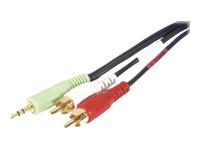 MCAD C�bles et connectiques/Cordons audio / vid�o 108780