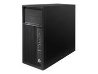 HP Workstation Z240 MT 1 x Xeon E3-1245V5 / 3.5 GHz RAM 8 GB HDD 1 TB