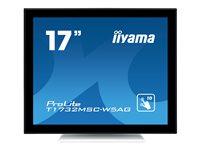 iiyama ProLite T1732MSC-W5AG 17 Inch White, Anti Glare, 5:4, Bezel Free
