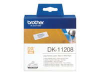 Brother DK-11208 400) adresseetiketter