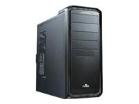 Enermax Ostrog ECA3250-B Miditower ATX ingen strømforsyning (ATX) sort