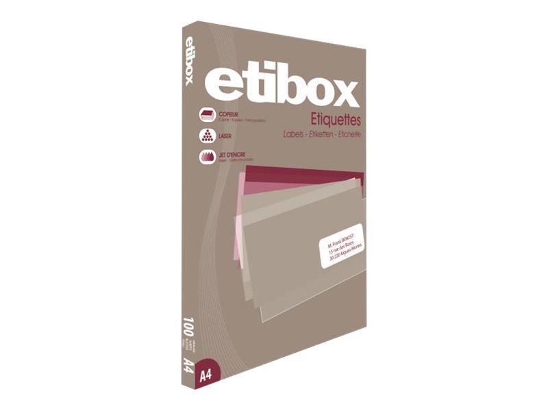 APLI PAPER ETIBOX - étiquettes multi-emploi - 400 étiquette(s)