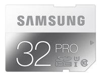 SAMSUNG, SD Card PRO 32GB