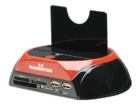 Manhattan Multi-Function SATA Quick Dock