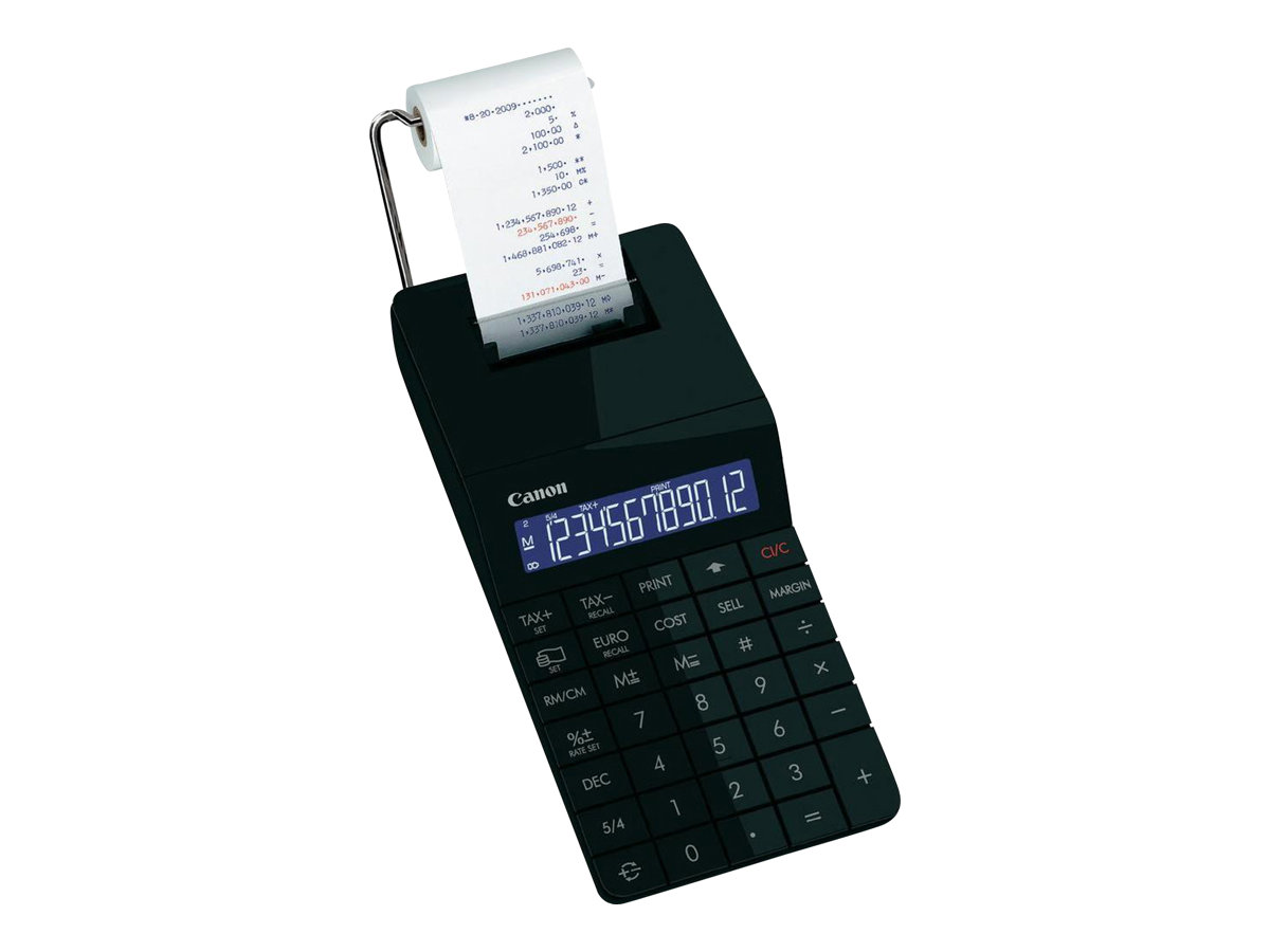 canon x mark 1 print calculatrice avec imprimante calculatrices imprimante et caisse. Black Bedroom Furniture Sets. Home Design Ideas