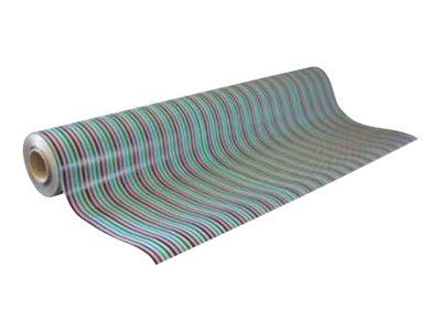Apli Agipa - Papier cadeau - 70 cm x 50 m - 60 g/m² - lagon artistique