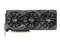 ASUS ROG STRIX-GTX1070-8G-GAMING - Graphics card - GF GTX 1070