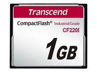 Transcend Cartes Flash TS1GCF220I