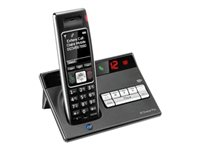 Image of BT Diverse 7450 Plus - cordless phone - answering system with caller ID/call waiting