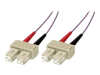 MCL Samar Fibre optique et accessoires FJOM3/SCSC-1M