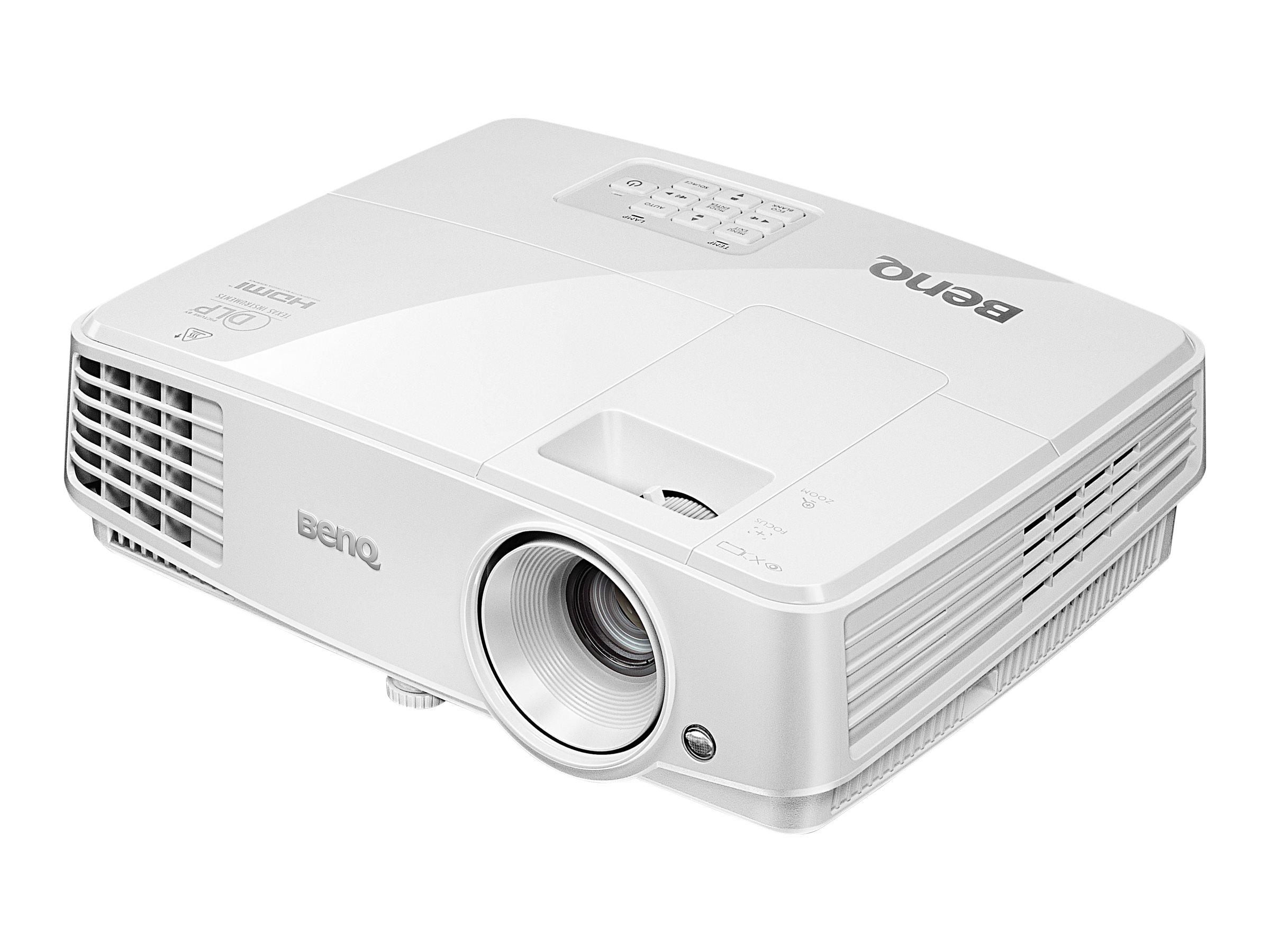 ec5b8b2a1eb DCS - DLP Projektor - BenQ MW571 DLP-projektor WXGA VGA HDMI Composite  video S-Video