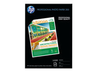 HP Professional Glossy Paper Skinnende A4 (210 x 297 mm) 200 g/m²