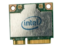 Intel Dual Band Wireless-AC 7260 Netværksadapter PCIe Half Mini Card