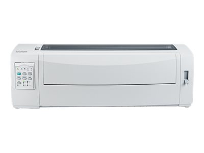 Image of Lexmark Forms Printer 2591n+ - printer - monochrome - dot-matrix