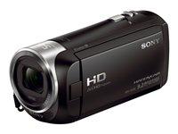02.Camescope HDD et Hybride Côté droit
