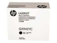 HP Cartouches Laser Q5942YC