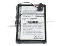 DLH Energy Batteries compatibles NN-PA614