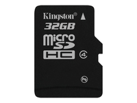 Kingston Mémoires Secure Digital SDC4/32GBSP