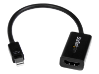 StarTech.com Mini DisplayPort to HDMI 4K Audio/Video Adapter Converter
