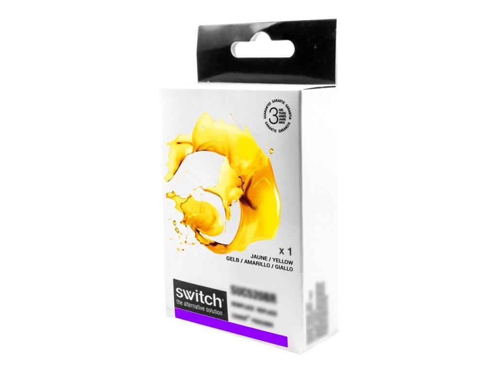 SWITCH - jaune - cartouche d'encre (équivalent à : Lexmark 150XL)