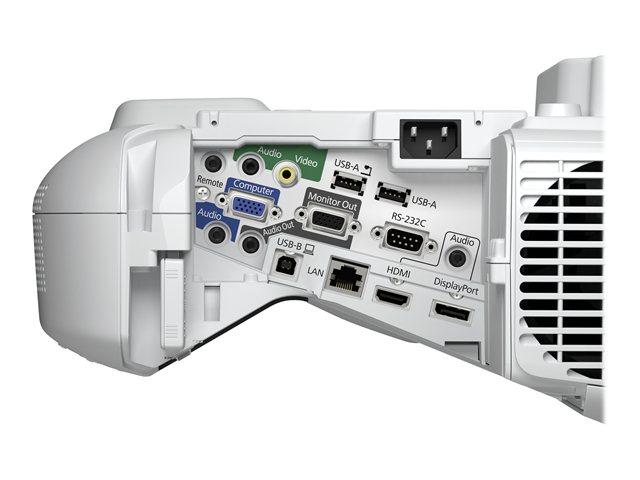 Epson Brightlink Pro 1410wi Table Mount Projector