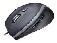 LOGITECH, Corded Mouse M500