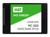 "WD SSD Green 120gb 2.5"" Int SATA 3"