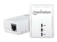 Manhattan SimpleNet Powerline AV500 Starter Kit