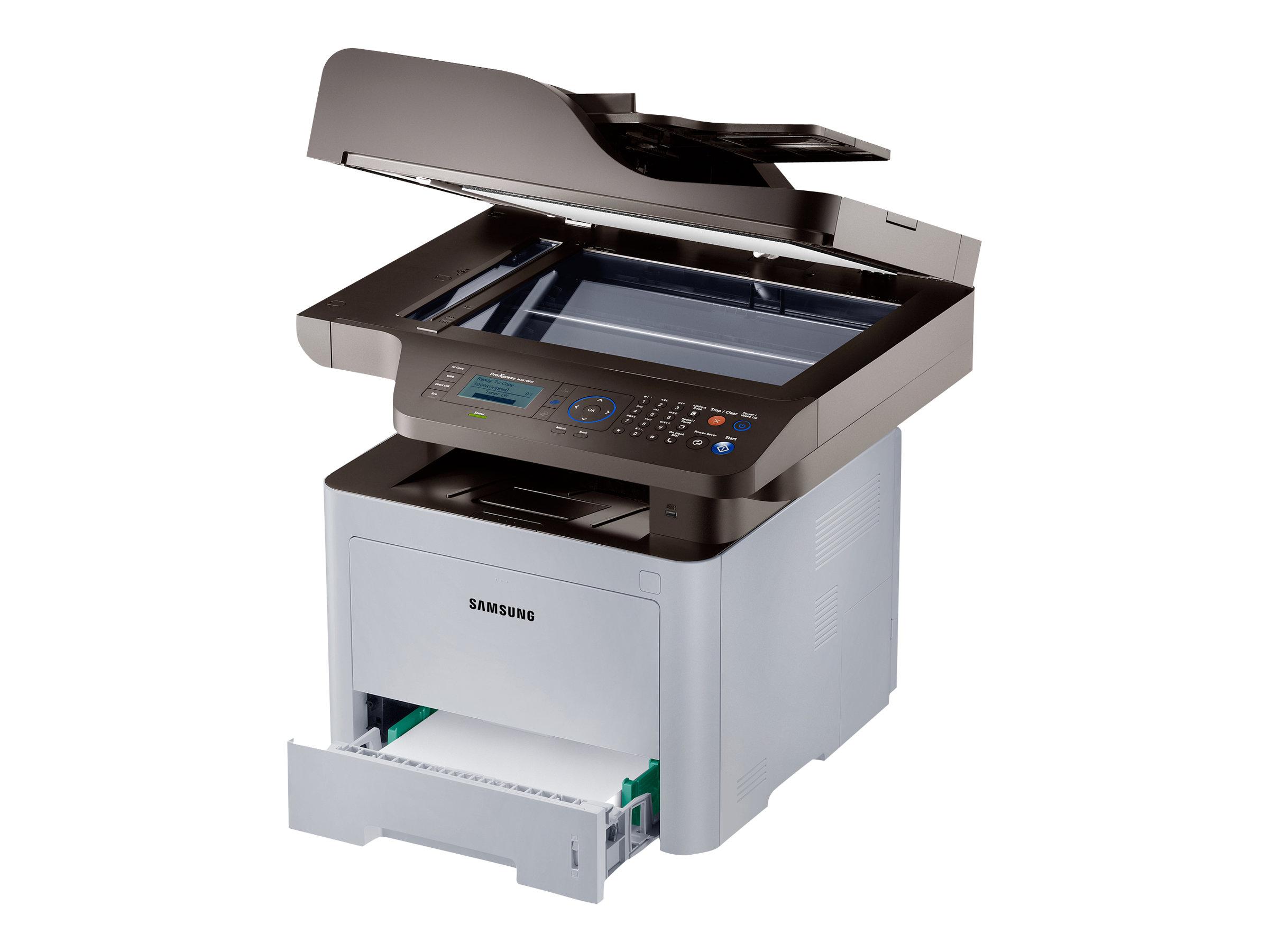 Samsung ProXpress M3870FW - imprimante multifonctions ( Noir et blanc )