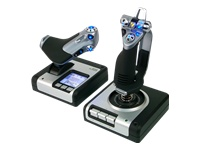 Saitek Pro Flight X52 Flight System Joystick og speeder kabling for PC