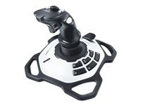 Logitech Extreme 3D Pro Joystick 12 knapper kabling for PC
