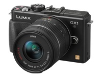 Panasonic Lumix DMC-GX1K