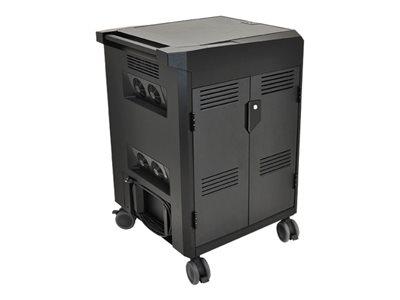 Ergotron PowerShuttle Laptop Charging Cart