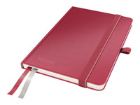 LEITZ, Notebook Complete A6 ruled red