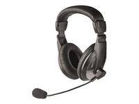 Trust Pulsar Headset Headset fuld størrelse