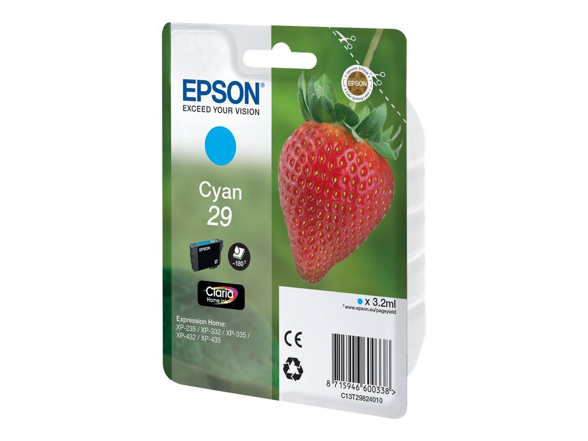 Epson 29 - cyan - originale - cartouche d'encre