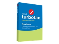 TurboTax Business for Tax Year 2016
