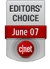 CNET Editors Choice