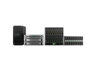 Servidores ProLiant ML
