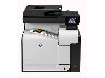 MFP couleur HP LaserJet Pro500M570dw