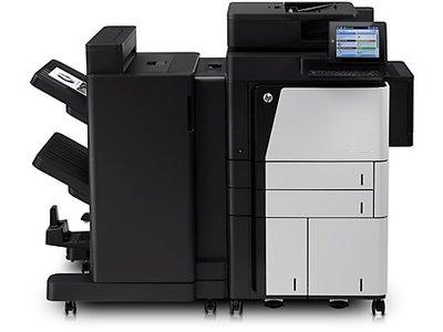Imprimante multifonction HP LaserJet Enterprise flow M830z