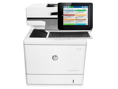 Imprimante multifonction HP Color LaserJet Enterprise Flow M577c