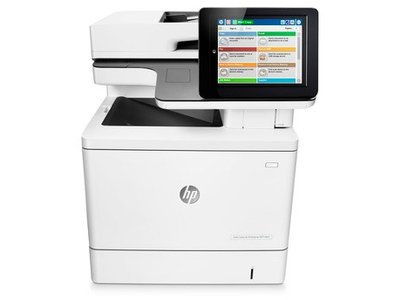 Imprimante multifonction HP ColorJet Enterprise M577f