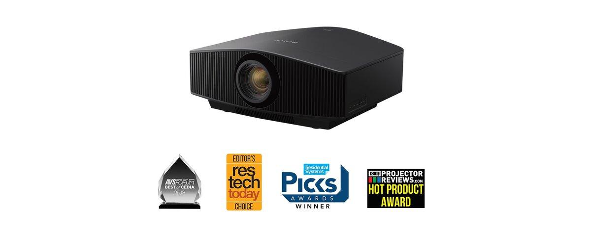 Sony VPL-VW995ES 4K Projector Review