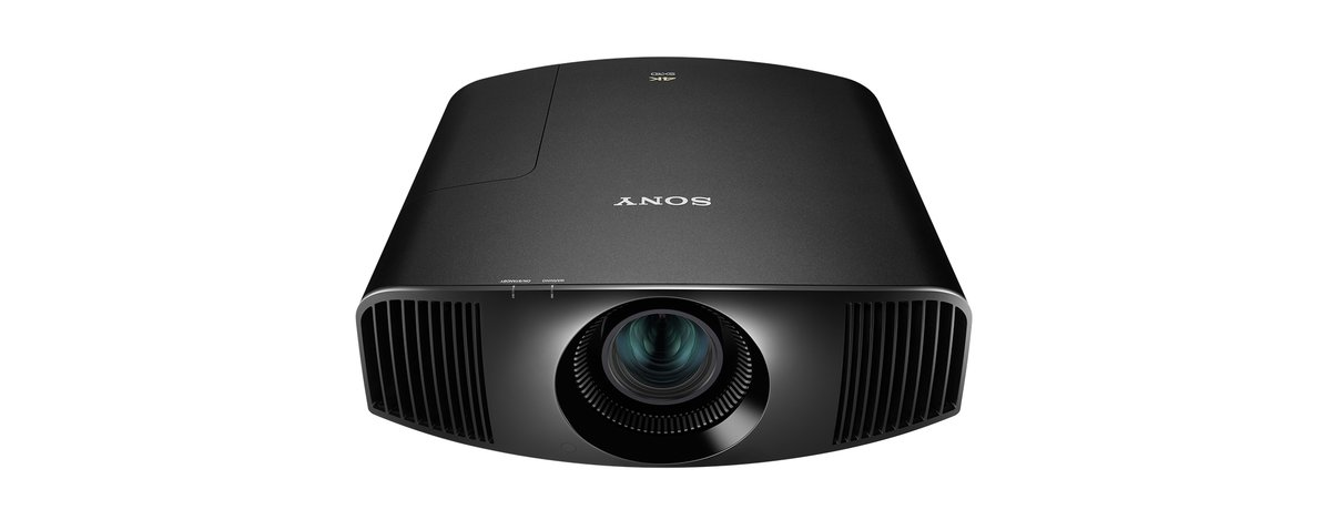 Sonys VPL-VW295ES Home Theather 4k Projector Review