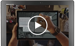 See Windows Ink in action: