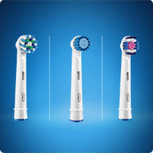 Brush heads designed with dentists