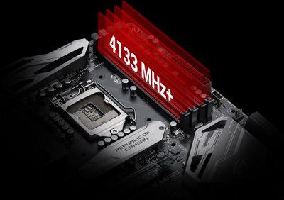 DDR4 OC 4133MHZ+