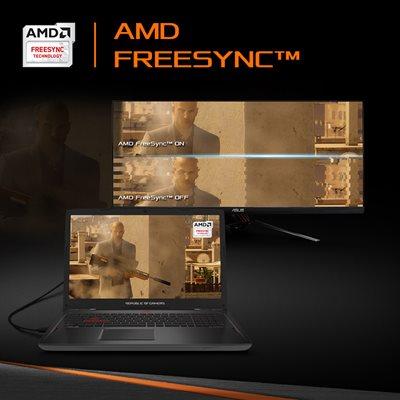 AMD FreeSync für flüssige Action