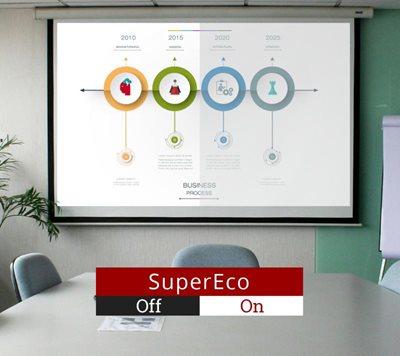 Energy-efficient SuperEco